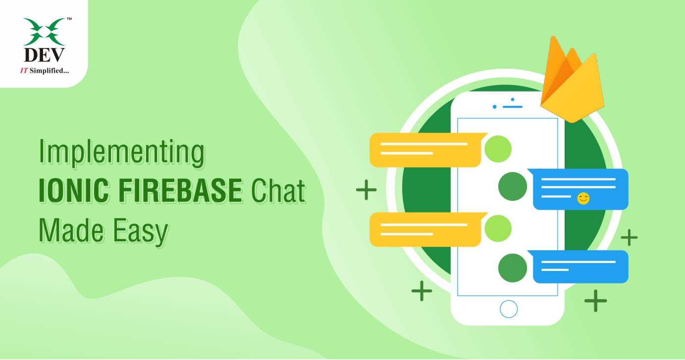 Guide to Implementing Ionic Firebase Chat