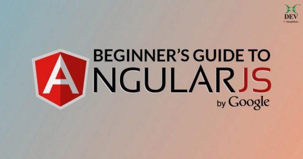 A Beginner's Guide to Angular JS