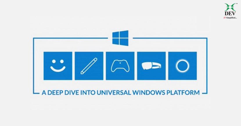 A Deep Dive into Universal Windows Platform