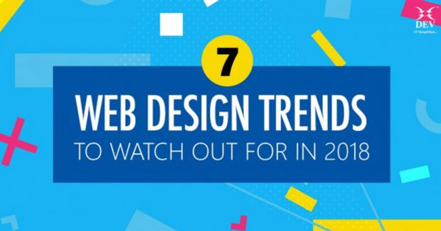 An Exhaustive Guide to 7 Web Design Trends for 2018
