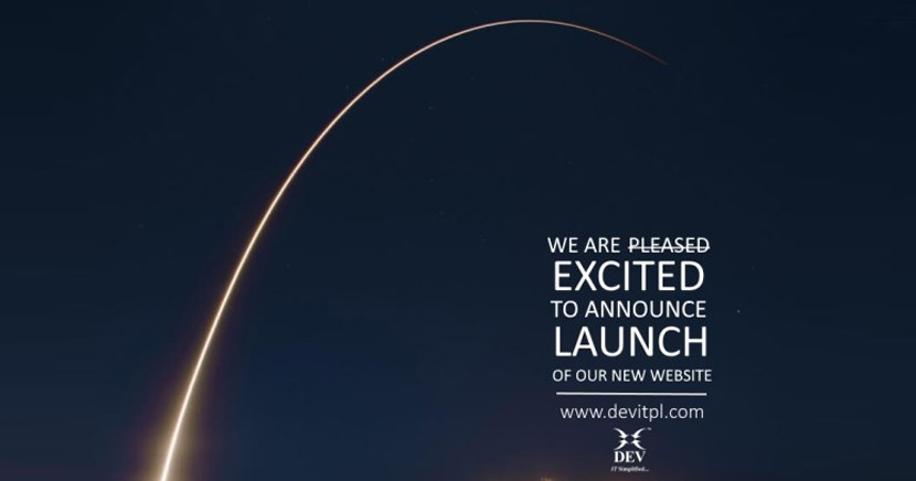 Announcing the launch of our new website