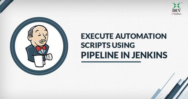 Execute automation scripts using Pipeline in Jenkins