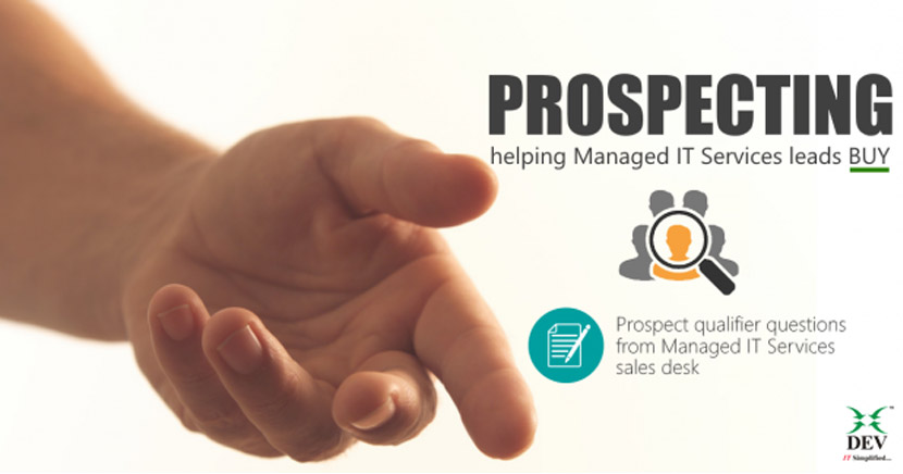 Impact Questions – Evaluating Managed IT Services Prospects