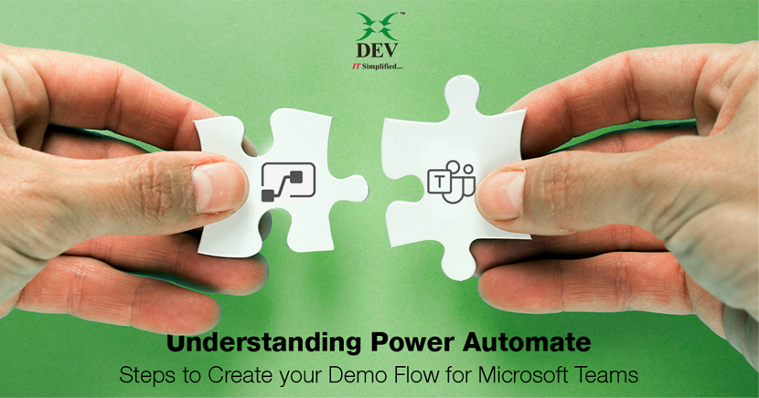 Understanding Power Automate: Steps to Create your Demo Flow for Microsoft Teams